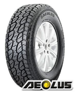 Llantas AEOLUS CROSSACE A/T AS01 31/10.50 R15 S