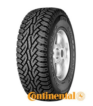 Llantas CONTINENTAL CROSS CONTACT AT 245/70 R16 S