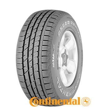 Neumaticos CONTINENTAL CROSSCONTACT LX 225/65 R17 T