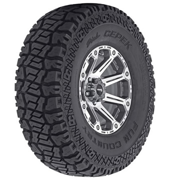 Llantas DICK CEPEK FUN COUNTRY 285/70 R17 Q