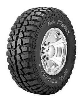 Llantas DICK CEPEK MUD COUNTRY 305/55 R20 Q