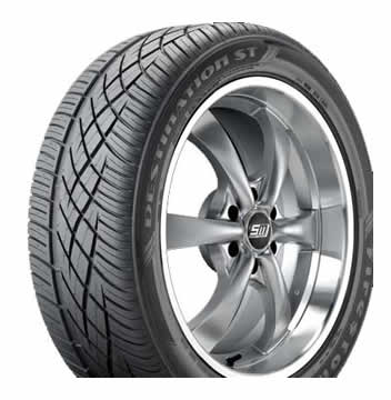 Llantas FIRESTONE DESTINATION ST 235/55 R18 100V
