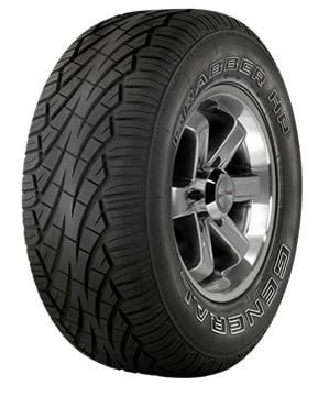Llantas GENERAL TIRE GRABBER HP 255/60 R15 T