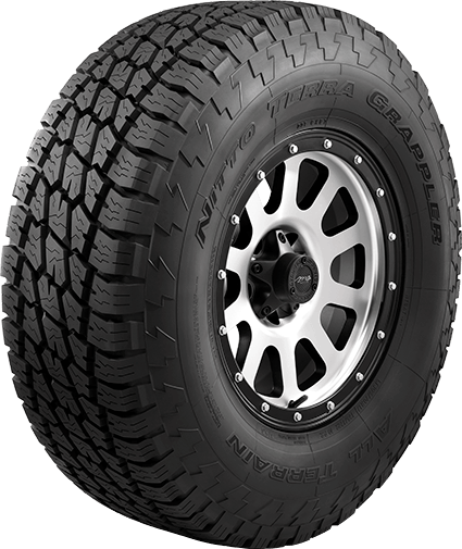 Llantas 305/55 R20  TERRA GRAPPLER NITTO Origen japon