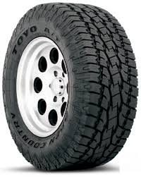 Llantas TOYO OPEN COUNTRY AT II 285/70 R17 T