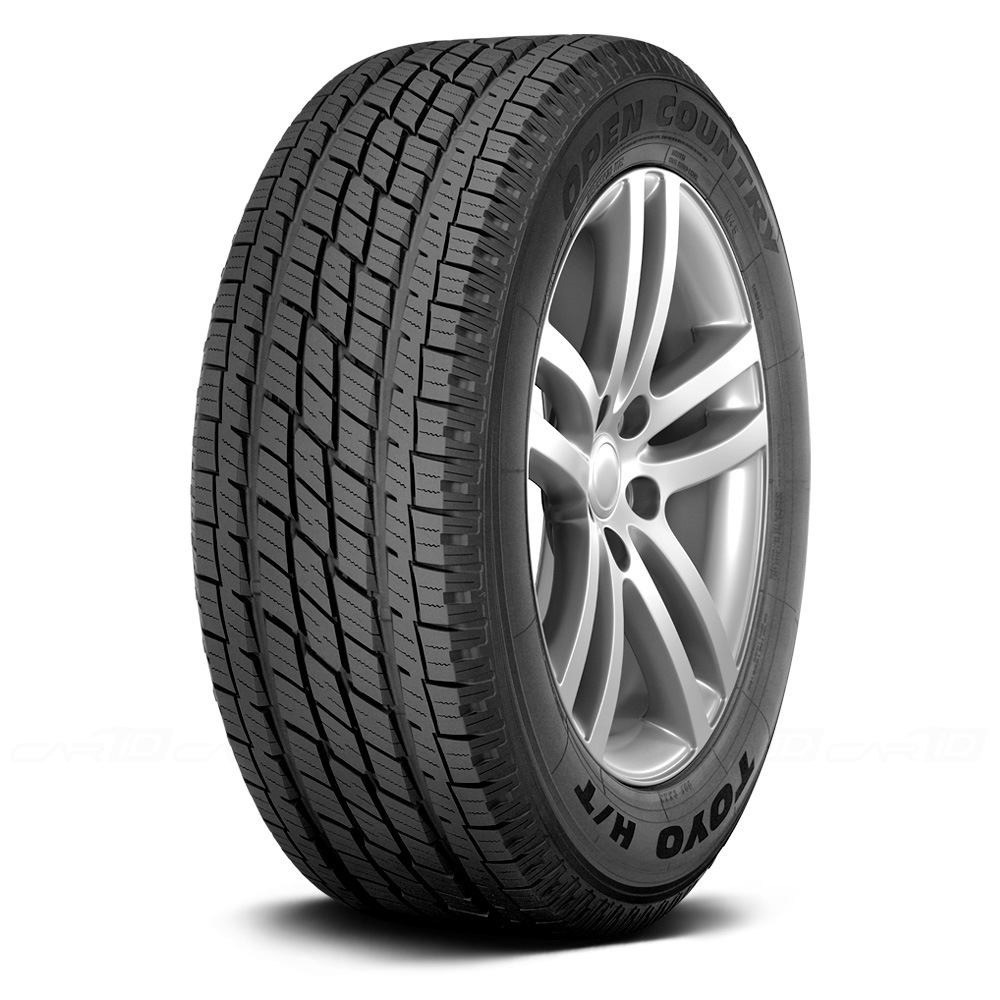 Llantas TOYO OPEN COUNTRY HT 265/50 R20 V